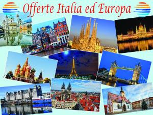 Offerte Italia ed Europa